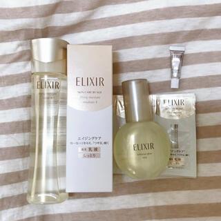 ELIXIR - エリクシール シュペリエル化粧水・乳液・つや玉ミスト