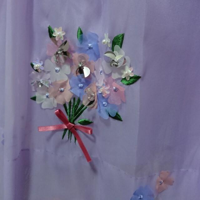 Chesty(チェスティ)のチェスティ ブーケシフォンワンピース レディースのワンピース(ひざ丈ワンピース)の商品写真