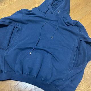 ダブルスタンダードクロージング(DOUBLE STANDARD CLOTHING)の5.6月限定出品!美品 ダブルスタンダードクロージング トップス(パーカー)