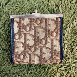 Christian Dior - DIOR ディオール トロッター柄 ヴィンテージ コインケース