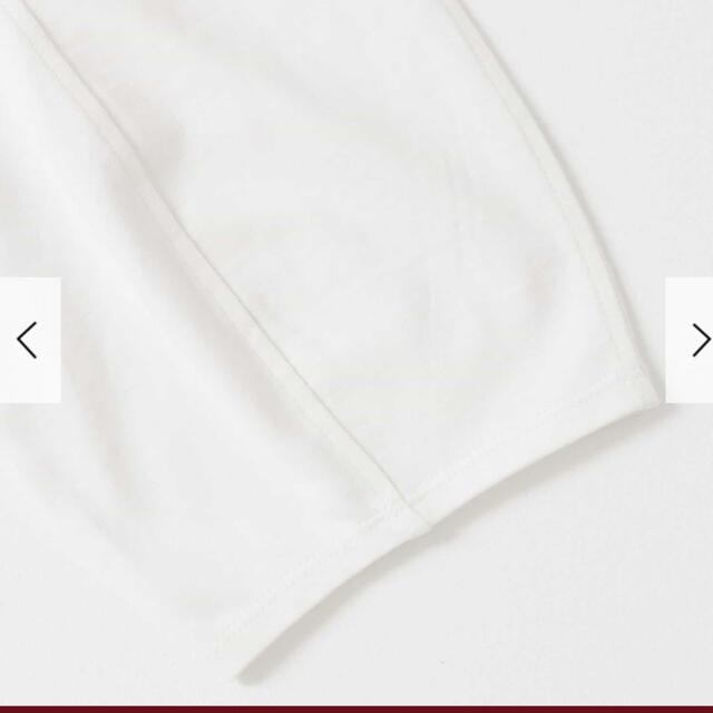 URBAN RESEARCH(アーバンリサーチ)の専用 UR Lab. パフスリーブTシャツ【ホワイト】他 レディースのトップス(Tシャツ(半袖/袖なし))の商品写真