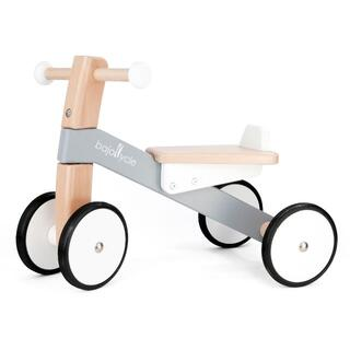 木の四輪バイク(自転車)