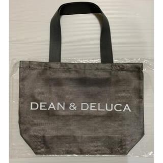 ディーンアンドデルーカ(DEAN & DELUCA)のDEAN & DELUCA  メッシュトートバッグ L  シルバー  (トートバッグ)