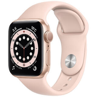 Apple Watch - Apple Watch Series 6 GPS 40mm MG123J/A