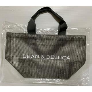 ディーンアンドデルーカ(DEAN & DELUCA)のDEAN & DELUCA  メッシュトートバッグ S  シルバー  (トートバッグ)