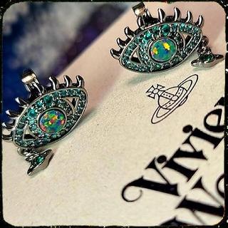 Vivienne Westwood - 新品・RAHMONA Earrings Gunmetal