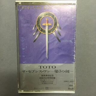 TOTO カセットテープ