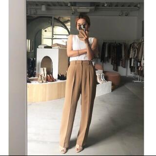 Ameri VINTAGE - Ameri vintage 2tucks straight pants 神パンツ