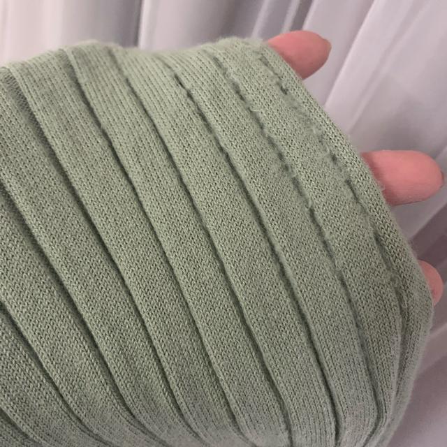 snidel(スナイデル)のスナイデル❤️フロントボタンニットワンピ レディースのワンピース(ロングワンピース/マキシワンピース)の商品写真