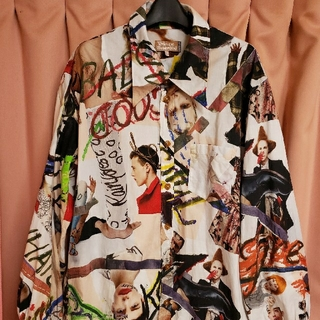 Vivienne Westwood - 希少 美品 ヴィヴィアン ウエストウッド フリーワールド シャツ