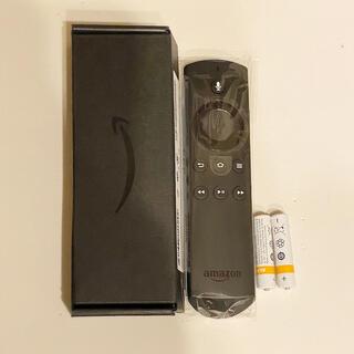 Amazon Fire TV Stick Alexa対応音声認識リモコン (その他)