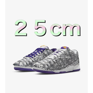NIKE - NIKE WMNS DUNK LOW made you look 25cm