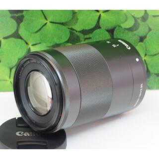 Canon - 【美品】キャノンCanonEF-M55-200mm STM⭐️運動会で大活躍