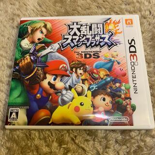 任天堂 - 大乱闘スマッシュブラザーズ  3DS