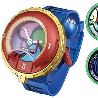 妖怪ウォッチ時計とメダル ぬいぐるみセット(キャラクターグッズ)