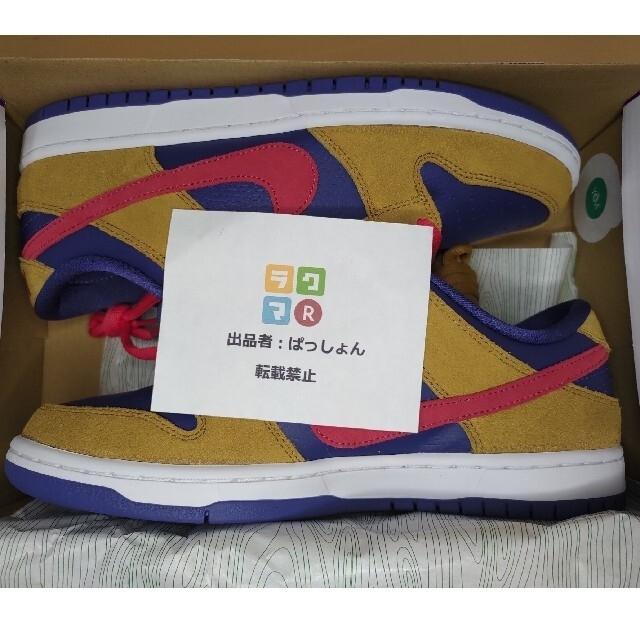 NIKE(ナイキ)のNIKE SB DUNK LOW  メンズの靴/シューズ(スニーカー)の商品写真