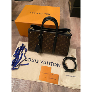 LOUIS VUITTON - 定価33万 ヴィトン スワロ NV MM 極美品 バッグ