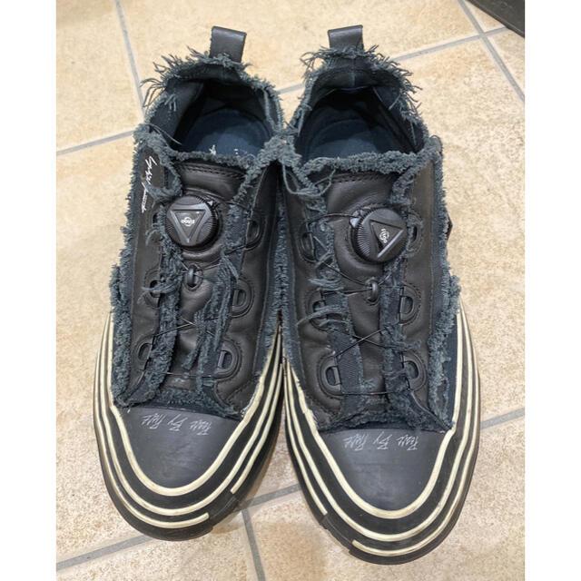 Yohji Yamamoto(ヨウジヤマモト)のyohji yamamoto vessel コラボ シューズ メンズの靴/シューズ(スニーカー)の商品写真