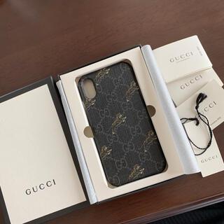 グッチ(Gucci)のGUCCI iPhoneXS スマホケース(iPhoneケース)