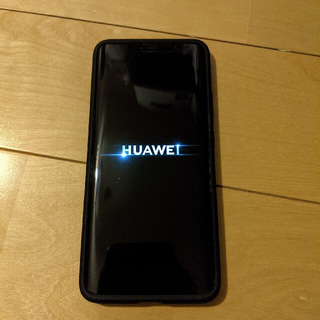HUAWEI - mate 20 pro SIMフリー Softbank版