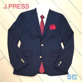 J.PRESS - ジェイプレス『紺ブレザー』高級ネイビージャケット 金釦 通年 紺/S位/A968