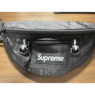 シュプリーム(Supreme)の最終値下げ~supreme 19ss ウエストバッグ ショルダーバッグ ブラック(ボディーバッグ)