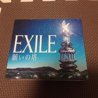 エグザイル(EXILE)の中古 EXILE 願いの塔 CD1枚 DVD2枚(ポップス/ロック(邦楽))