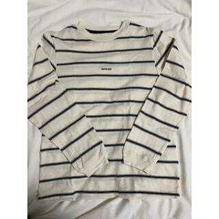 ビームスボーイ(BEAMS BOY)のbeams boyのロゴロンT(Tシャツ(長袖/七分))