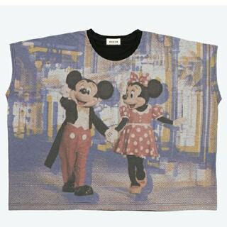 Disney - 東京ディズニーリゾート限定品 Tシャツ ZUCCaコラボ ミッキー ミニー