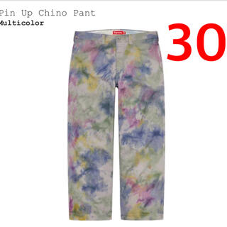Supreme - Supreme Pin Up Chino Pant 30