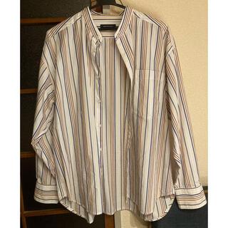 アーバンリサーチ(URBAN RESEARCH)のアーバンリサーチ ノーカラーシャツ(シャツ)