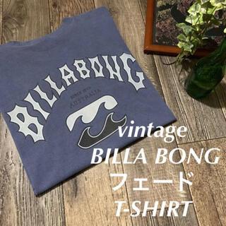 ビラボン(billabong)のvintage BILLA BONG  フェード T-SHIRT(Tシャツ/カットソー(半袖/袖なし))
