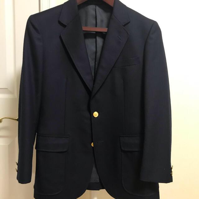 J.PRESS(ジェイプレス)のJ.PRESS 紺ブレ 金ボタン メンズのジャケット/アウター(テーラードジャケット)の商品写真
