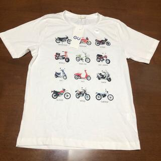G U バイクTシャツ HONDA 150   UNIQLO