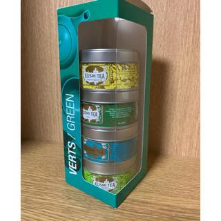 クスミティ(KUSMI TEA)25g缶 4缶(茶)