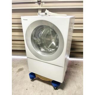 Panasonic - Panasonic ななめドラム式 洗濯乾燥機 Cuble NA-VG730L