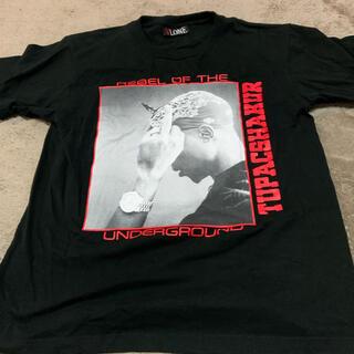 dude9 Tシャツ 2pac セット ラップT スケボーT