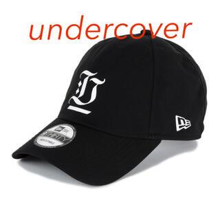 アンダーカバー(UNDERCOVER)の【新品未使用】undercover new era 限定CAP(キャップ)