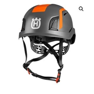 カスク ハスクバーナ アーボリスト用ヘルメット(登山用品)