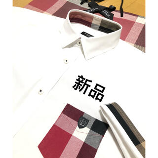 BLACK LABEL CRESTBRIDGE - 新品 ブラックレーベルクレストブリッジ 半袖シャツ2【渋谷店限定】