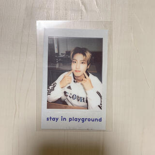 straykids stay in playground ハン ポラロイド