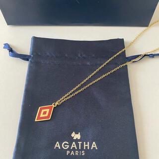 アガタ(AGATHA)のAGATHAネックレス(ネックレス)