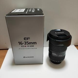 Canon - Canon EF16-35mm F2.8L III USM(中古品)