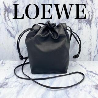 LOEWE - オールドロエベ★ヴィンテージ 巾着 2way ミニ ショルダーバッグ