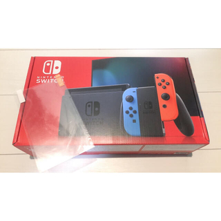 Nintendo Switch - ★超美品★ 新型Nintendo Switchスウィッチスイッチゲーム付属品完備