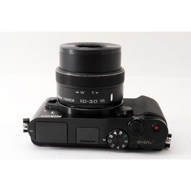 Nikon(ニコン)のニコン NIKON 1 V3 標準パワーズームレンズキット スマホ/家電/カメラのカメラ(ミラーレス一眼)の商品写真