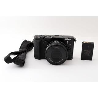 Nikon - ニコン NIKON 1 V3 標準パワーズームレンズキット