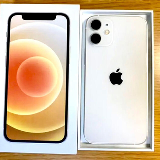 Apple - iPhone 12 mini ホワイト 64 GB SIMフリー