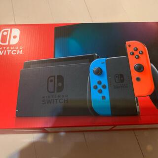 ニンテンドースイッチ(Nintendo Switch)の速発送 ニンテンドースイッチ本体 ネオンカラー新品未使用(家庭用ゲーム機本体)
