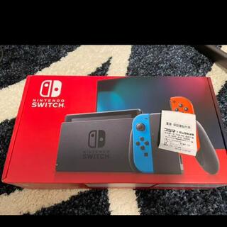 ニンテンドースイッチ(Nintendo Switch)のNintendo Switch ネオン(家庭用ゲーム機本体)